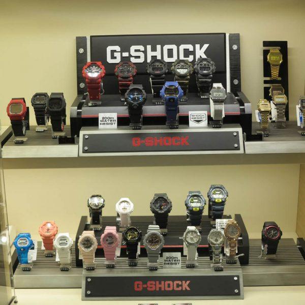 Zegarki G-Shock