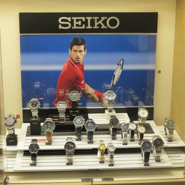 Zegarki marki Seiko