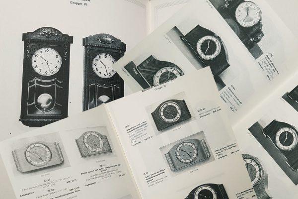 Katalog wyrobów firmy Junghans