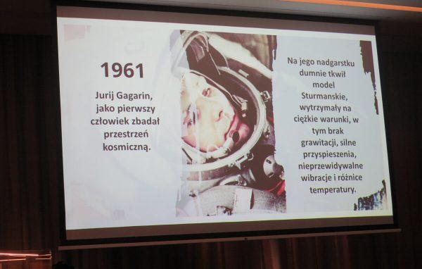 Zegarek Szturmańskie Generał Mirosław Hermaszewski