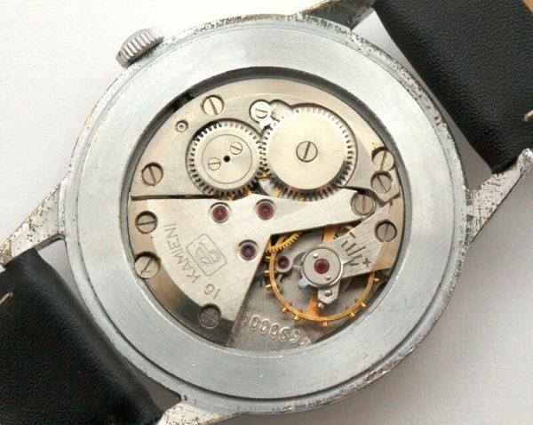 Mechanizm polski w zegarku Błonie