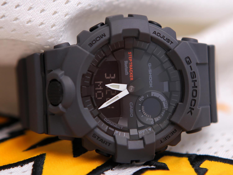 G-SHOCK GBA-800. Smart zegarek dla aktywnych