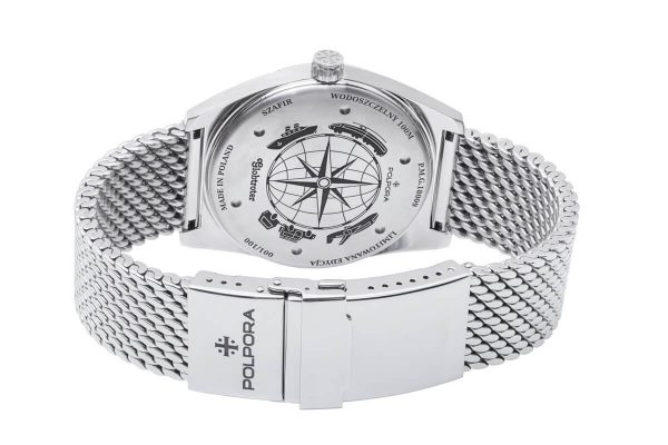 Zegarek Polpora model Globtroter
