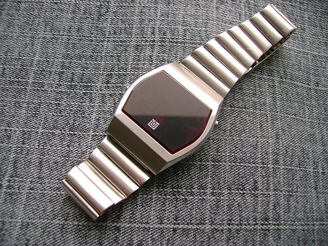 Zegarek polski Unitra Warel
