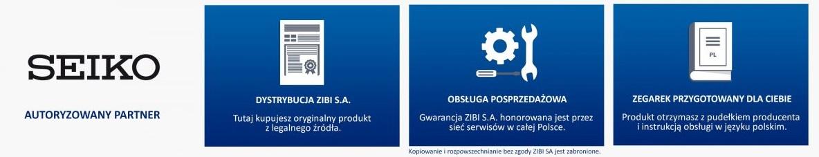 SEIKO oficjalny dystrybutor