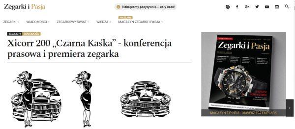 Portal Zegarki i Pasja