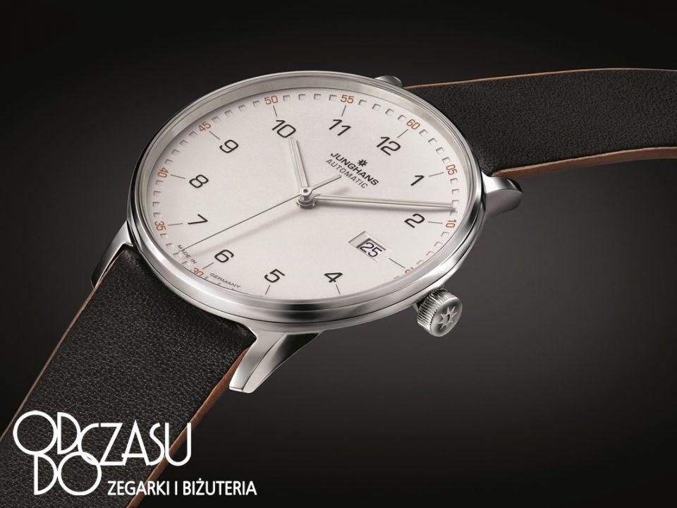 Tarcza zegarka Junghans Form