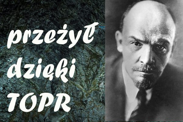 Lenin i TOPR