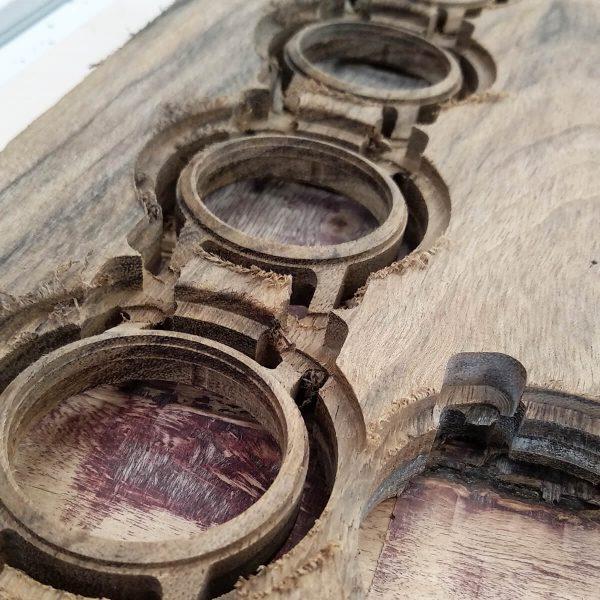 Zegarki Neat - produkcja koperty