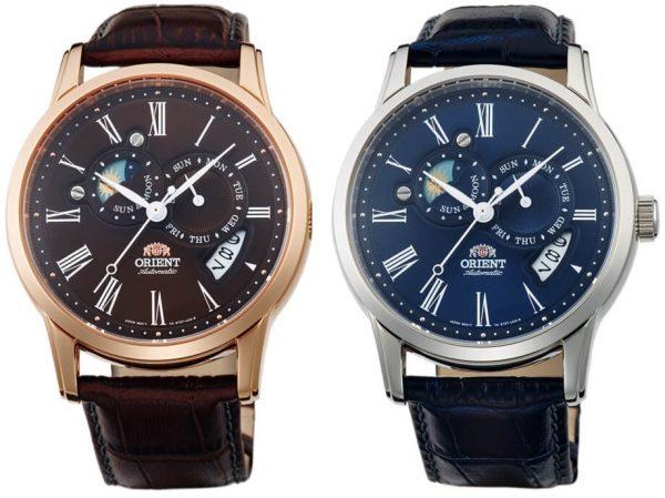 Klasyczne zegarki marki Orient