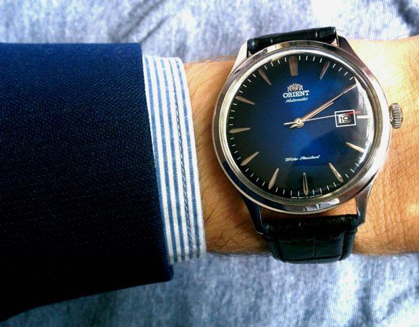 Klasyczny zegarek marki Orient