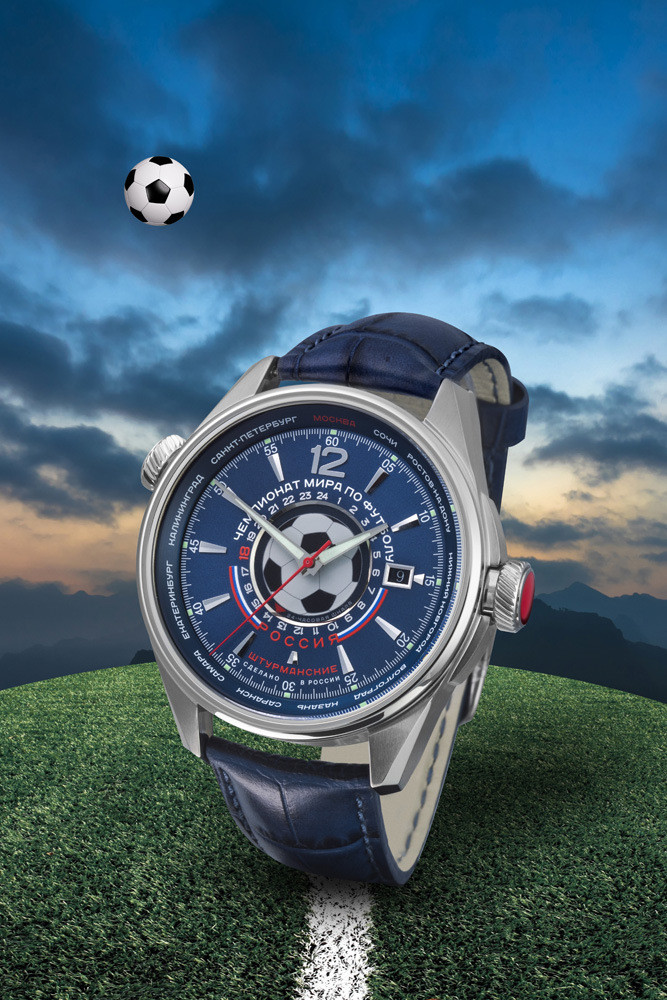 zegarek Sturmanskie Gagarin Special Edition Football