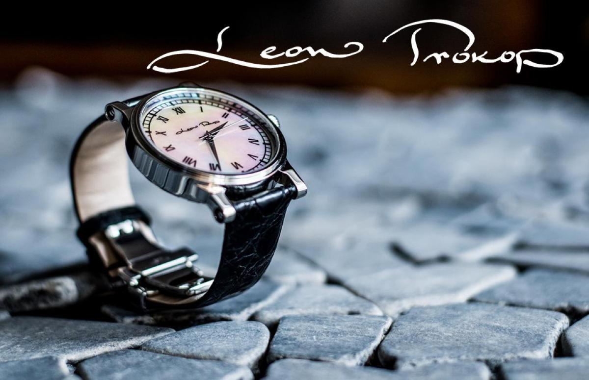 93ecb691bd204d ... polskiej firmie produkującej zegarki noszącejnazwę Leon Prokop.  Apoolonia Leon Prokop. Apolonia Pearl ...
