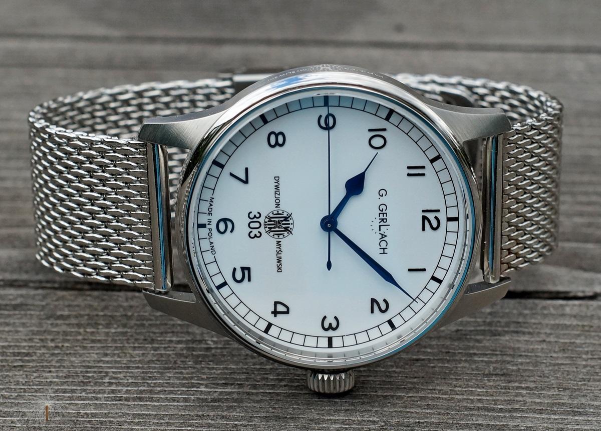 b7ce6f8b24382 Dywizjon 303 – zegarek od G.Gerlach - OdCzasuDoCzasu.pl