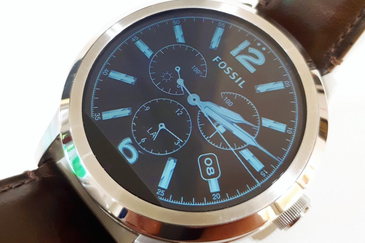 Fossil Q - testowanie zegarka