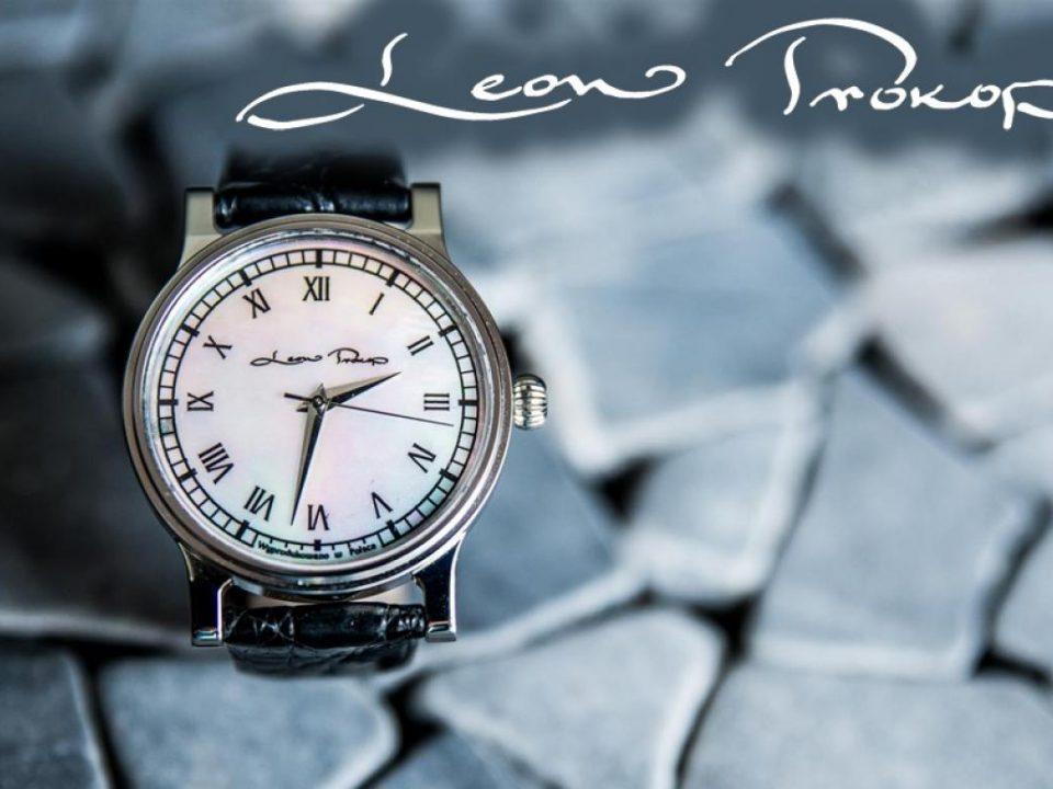 44917fdf0ce343 Apolonia Pearl – zegarek polskiej firmy Leon Prokop - OdCzasuDoCzasu.pl