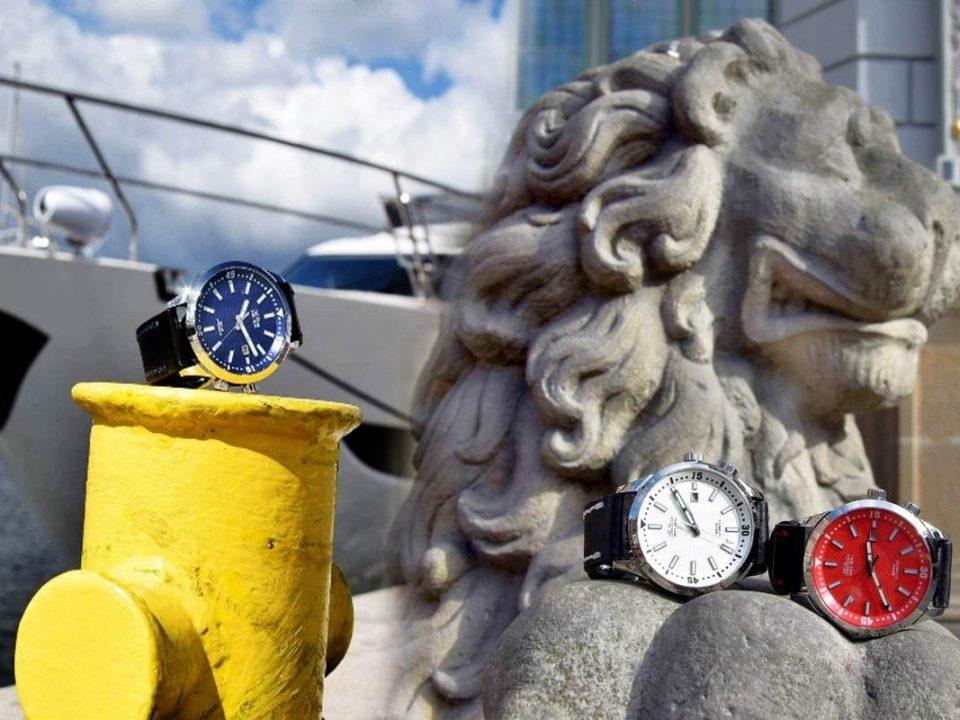 Zegarki i Bałtyk. Balticus zaprasza nad morze