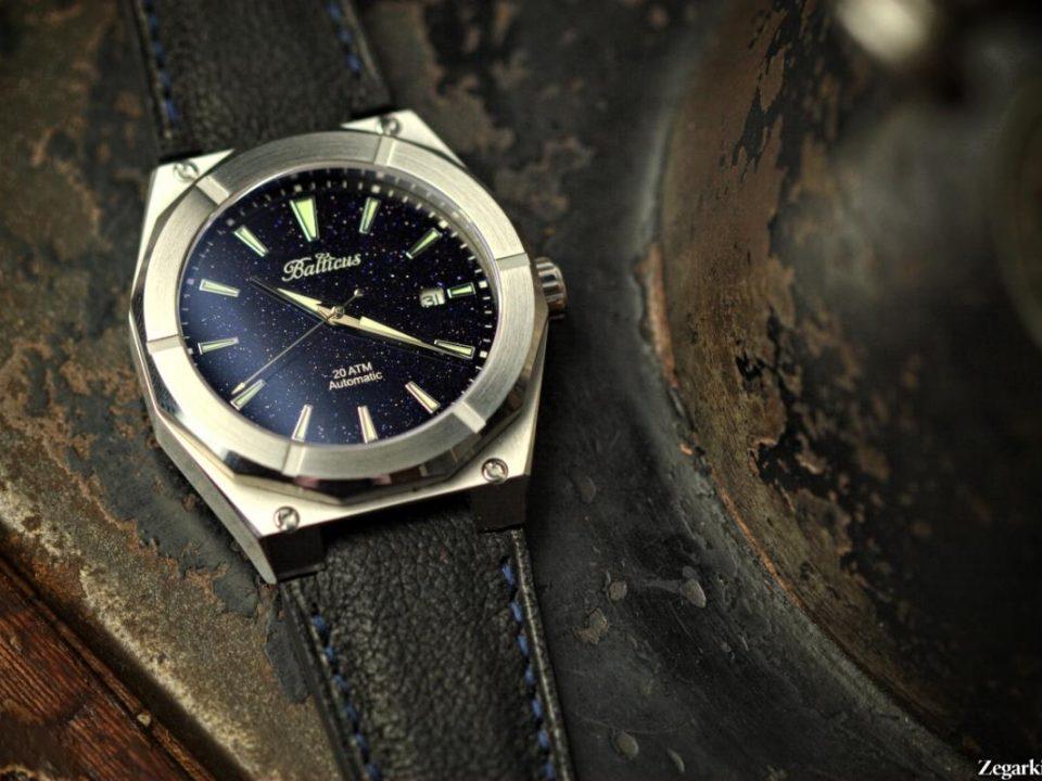 Balticus Gwiezdny Pył. Jaki będzie kolejny zegarek marki z nad Bałtyku?