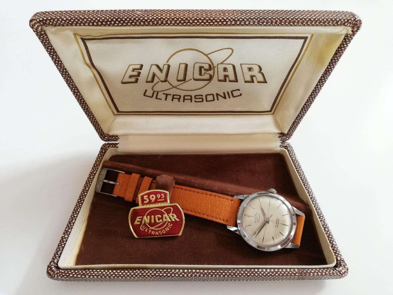 zegarki Enicar