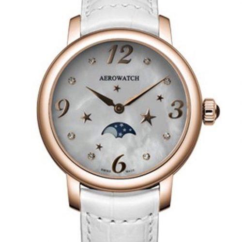 Aerowatch Renaissance Miss Luna 43938-RO09