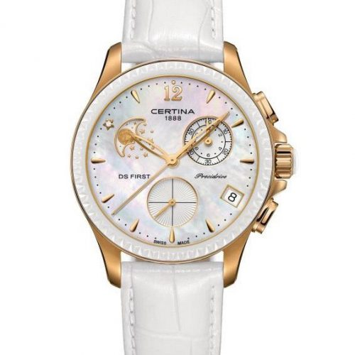Certina DS FIRST Chrono Moon Phase C030.250.36.106.00