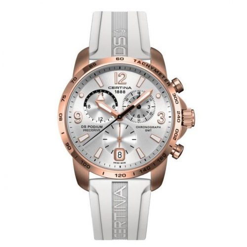 Certina DS PODIUM CHRONO GMT C001.639.97.037.01