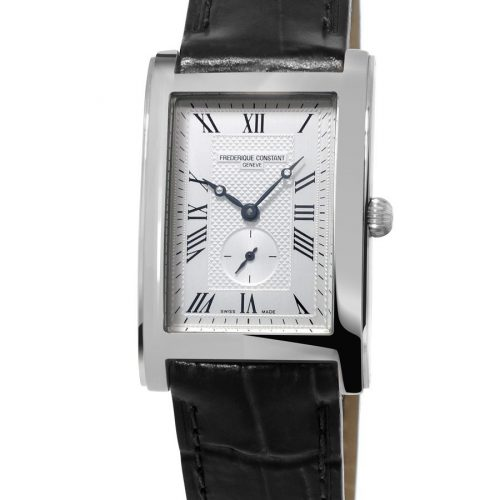 Frederique Constant Carree  Small Second FC-235MC26