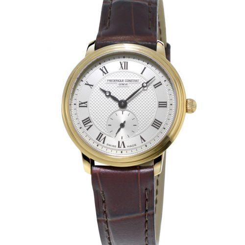 Frederique Constant Slimline Small Second FC-235M1S5