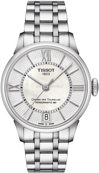 Tissot SPECIAL COLLECTIONS Chemin des Tourelles Powermatic 80 T099.207.11.118.00