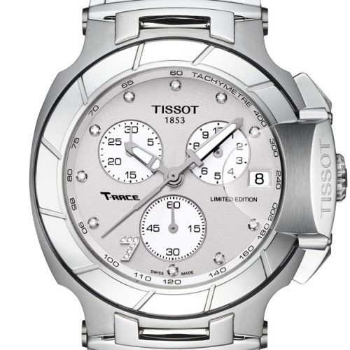 Tissot SPECIAL COLLECTIONS T-RACE DANICA PATRICK 2014 T0484171703600