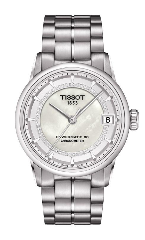 Tissot T-CLASSIC LUXURY AUTOMATIC Lady COSC T0862081111600