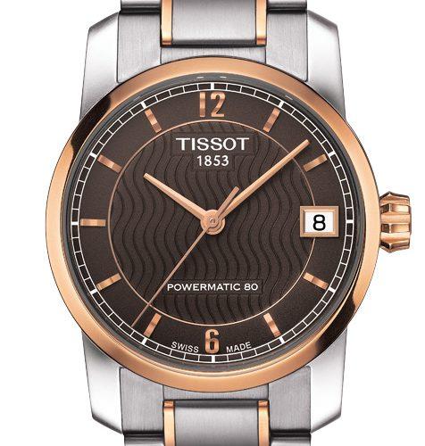 Tissot T-CLASSIC TITANIUM T0872075529700