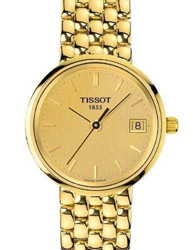Tissot T-GOLD GOLDRUN LADY SAPPHIRE T73310821