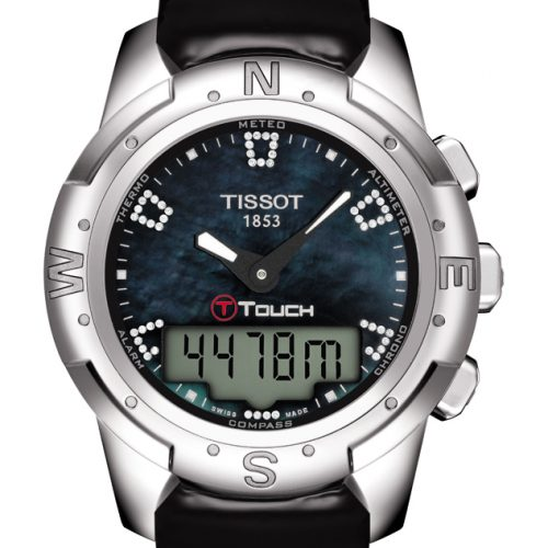 Tissot TOUCH COLLECTION T-TOUCH II Titanium T0472204612600