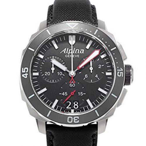 Alpina SEASTRONG Diver 300 Big Date Chronograph AL-372LBG4V6