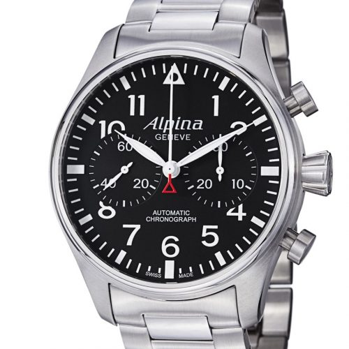 Alpina STARTIMER Pilot Chronograph AL-860B4S6B