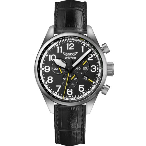 Aviator Swiss Made Airacobra Chrono P45 V.2.25.0.169.4