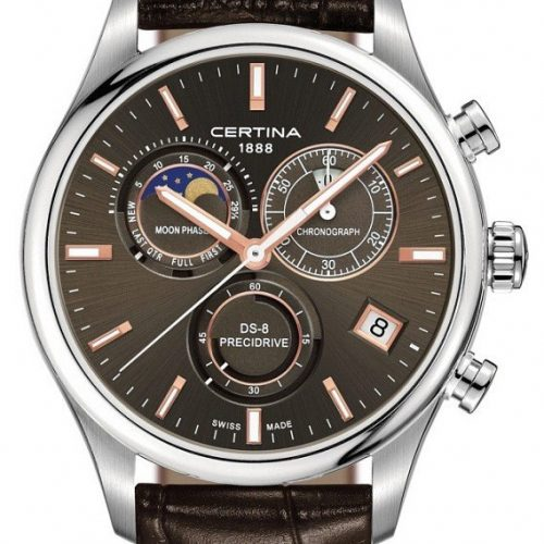 Certina DS-8 Chrono Moonphase Precidrive C033.450.16.081.00