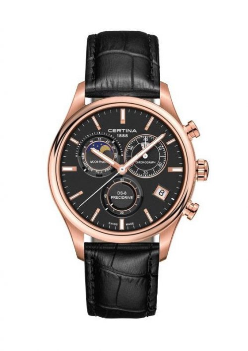 Certina DS-8 Chrono Moonphase Precidrive C033.450.36.051.00