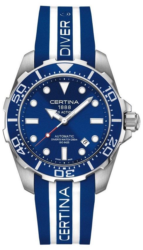 Certina DS ACTION  Diver C013.407.17.041.00
