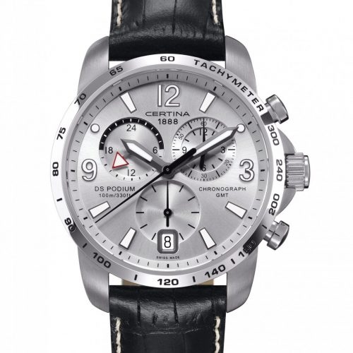 Certina DS PODIUM BIG SIZE GMT C001.639.16.037.00