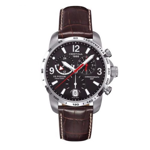 Certina DS PODIUM BIG SIZE GMT  C001.639.16.057.00