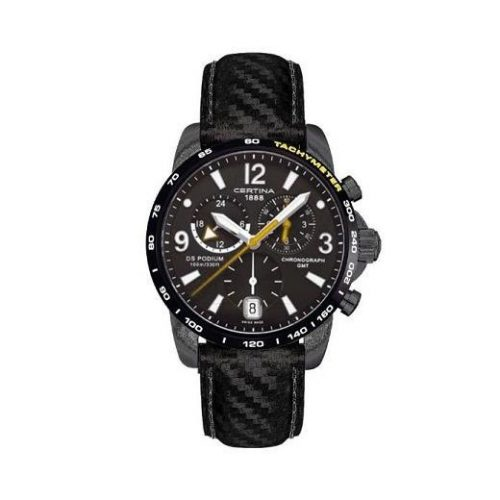 Certina DS PODIUM BIG SIZE GMT C001.639.16.057.01