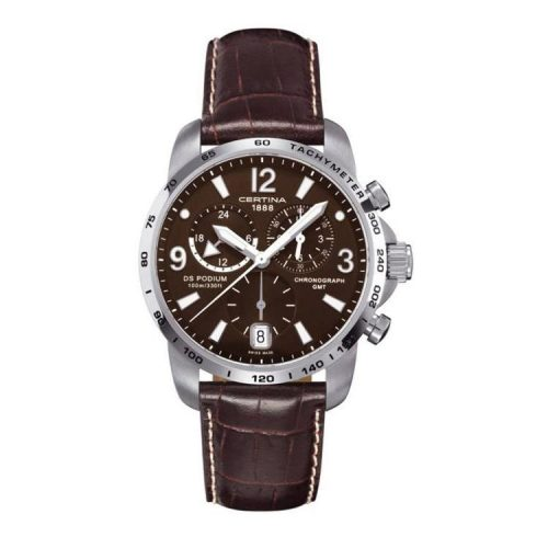 Certina DS PODIUM BIG SIZE GMT C001.639.16.297.00