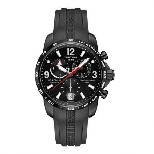 Certina DS PODIUM BIG SIZE GMT  C001.639.17.057.00