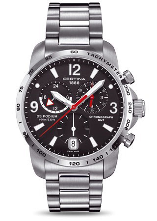Certina DS PODIUM GMT C001.639.11.057.00