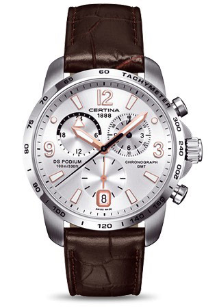 Certina DS PODIUM GMT C001.639.16.037.01
