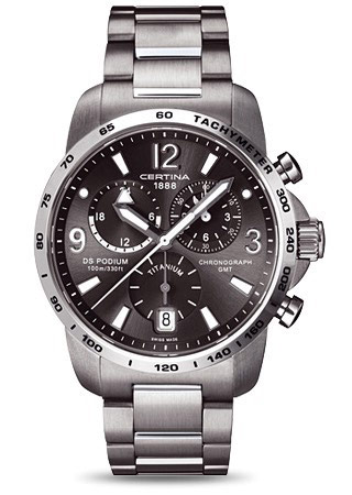 Certina DS PODIUM GMT C001.639.44.087.00