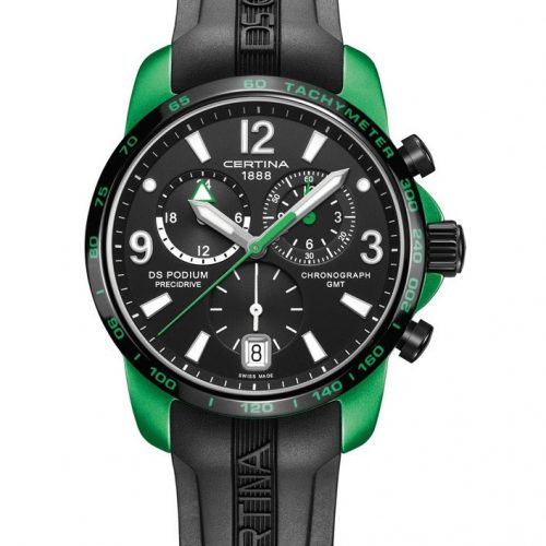 Certina DS PODIUM PRECIDRIVE GMT C001.639.97.057.03