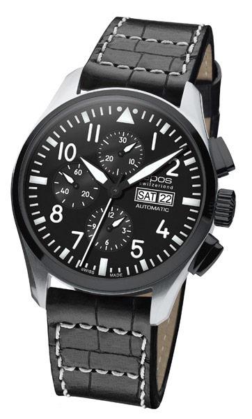 Epos Sportive Pilot Chronograph 3433